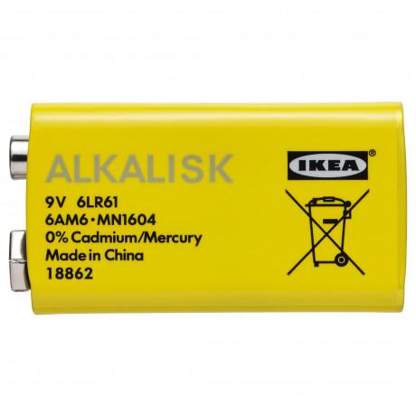Батарейка щелочная АЛКАЛИСК  фото 3